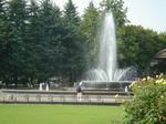 噴水をクリックすると日比谷公園の案内が見れます。